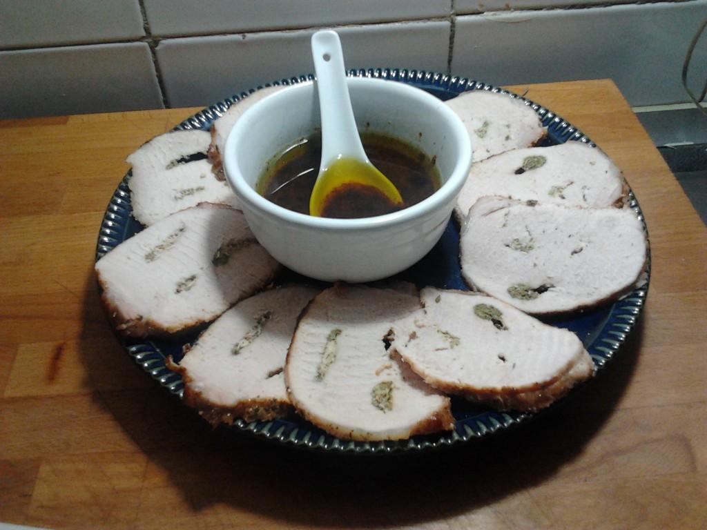 Arista di maiale agli aromi dionea in cucina - Aromi in cucina ...